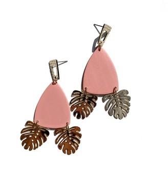 Babaloo Jewelry Flora Statement Earrings