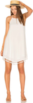 Blq Basiq Tank Dress With Tassel