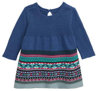 Tea Collection Fair Isle Sweater Dress