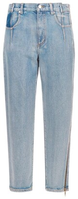 3.1 Phillip Lim Side Zip Jeans