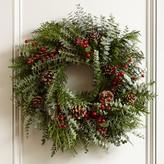 Williams-Sonoma Williams Sonoma Fragrant Berry Wreath