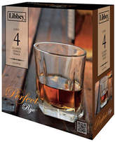 Libbey Set of Four Perfect Rye Glasses