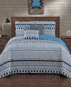 Geneva Home Fashion Imani 5 Pc Queen Quilt Set