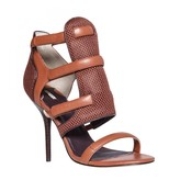 Max Studio Edition – Sport Hybrid Nappa And Nylon Mesh Sandals