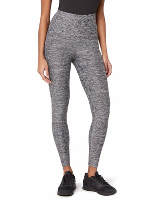 Aurique Amazon Brand Women's High Waisted Sports Leggings
