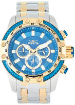 Invicta 25947 Silver-Tone & Blue Watch