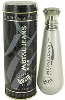 Torand 90210 Metal Jeans Eau De Toilette Spray for Men (3.4 oz/100 ml)