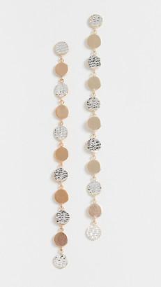 Jennifer Zeuner Jewelry Benita Earrings