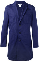 Comme des Garcons long blazer - men - Cotton - L