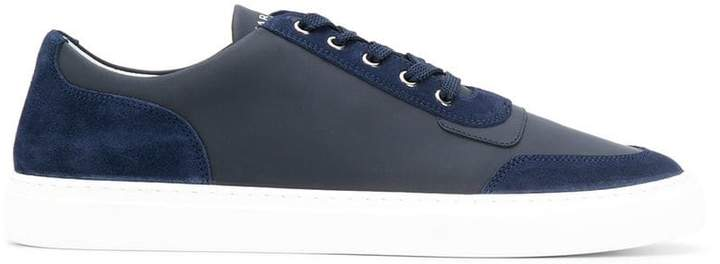 Harry's of London smooth panel sneakers