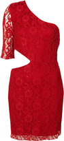 Lace Cut Out Dress by Rare**