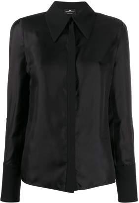 Elisabetta Franchi Pointed Collar Shirt