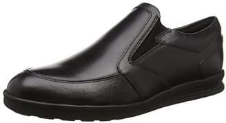 Kickers Men's Troiko Slip Loafers, Black (Black), 8 UK 42 EU