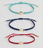 Reclaimed Vintage Inspired Charm Bracelets In 3 Pack Exclusive To ASOS