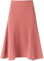 Lilly Sarti - flare skirt - women - Polyester/Spandex/Elastane/Viscose - 36