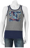 DC Men's Co Ace Tank Top Logo