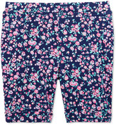 Epic Threads Mix & Match Floral-Print Bermuda Shorts, Toddler & Little Girls (2T-6X), Only at Macy's