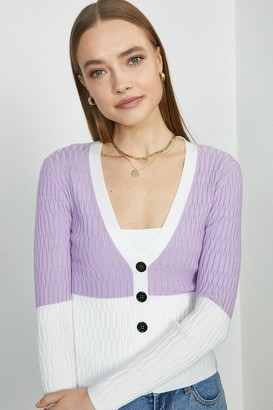 Coast V Neck Knitted Cardigan