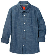 Joe Fresh Woven Shirt (Little Boys & Big Boys)