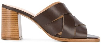 Carvela Chunky Heel Sandals
