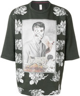 Antonio Marras floral print T-shirt