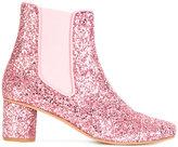 Stine Goya Anita boots - women - Leather/Polyester/rubber - 38