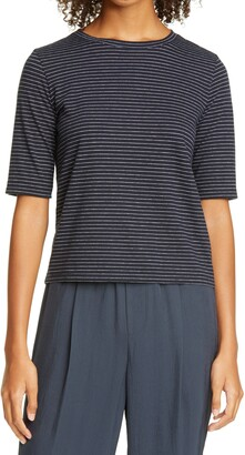 Vince Stripe T-Shirt