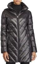 Lauren Ralph Lauren Women's Chevron Quilted Down Jacket