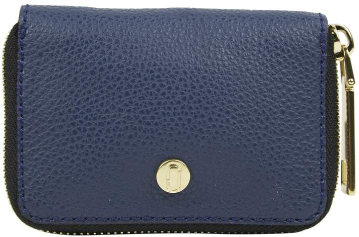 Marc Jacobs Navy Leather Purses, wallets & cases