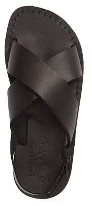 Jerusalem Sandals Women's Leather Sandals - Elan Buckle