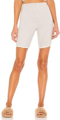 Skin Macey Cotton Cashmere Bike Short