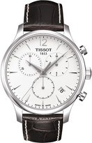 Tissot T063.617.16.037.00 Tradition stainless steel watch