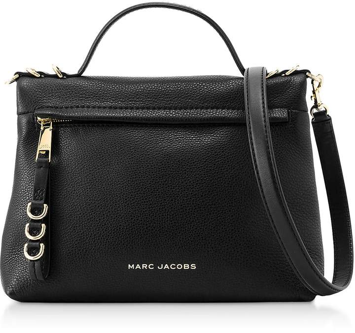 Marc Jacobs The Two Fold Black Satchel