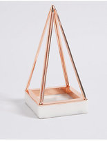 M&S Collection Pyramid Jewellery Box
