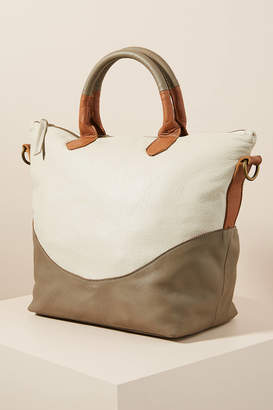 Molly G Bridgette Colorblocked Tote Bag