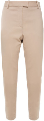 Altuzarra Cropped Wool-blend Slim-leg Pants