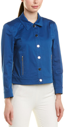 Lafayette 148 New York Sage Jacket