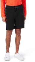 Topman Men's Textured Jersey Shorts
