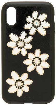 Sonix Swarovski Opal Daisy iPhone XS/X Case