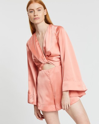 Significant Other Palma Romper