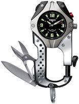 Dakota Men's Black Knife Clip Watch 87612