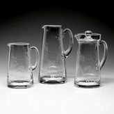 William Yeoward Crystal Country Wisteria Pitcher, 2 Pint