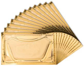 D24K by D'OR D'or 24K 12-In-1 Deep Tissue 24K Gold Regeneration Neck Mask (1 Year Supply)