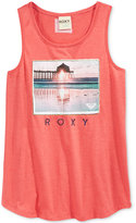 Roxy Girls' Graphic-Print Tank Little Girls (2-6X)