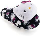 Hello Kitty Women's Plush Slip-On Slippers