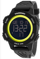 Puma PU911271001 Men's Trinomic Digital Grey Nylon Black Dial