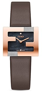 Fendi Fendimania Watch, 24mm x 20mm