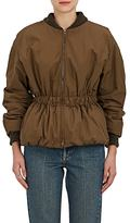 Isabel Marant Women's Dex Tech-Twill Cinched-Waist Jacket