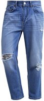 Religion Rehab Relaxed Fit Jeans Washed Blue