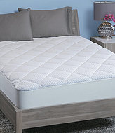 Noble Excellence HydroCoolTM Moisture-Wicking Mattress Pad